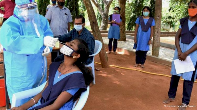 Should the board examination for tenth standard students be conducted in 2021 amidst the COVID pandemic?