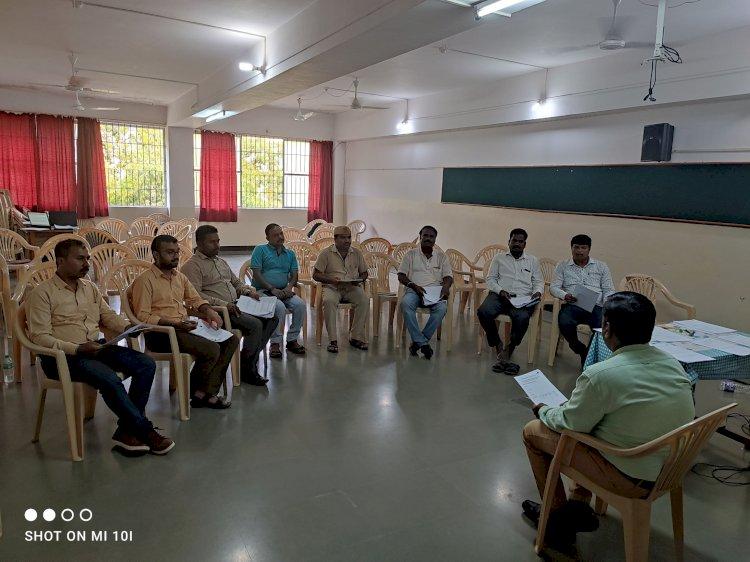 Dharwad workshop